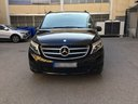 Rent-a-car Mercedes-Benz V-Class V 250 Diesel Long (8 seats) in Monaco, photo 9