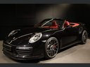 Rental in Monaco the car Porsche 911 991 Turbo Cabrio LED Carbon Sitzbelüftung