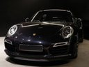 Rental in Monaco the car Porsche 911 991 Turbo S Ceramic LED Sport Chrono Package