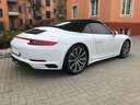 Rent-a-car Porsche 911 Carrera 4S Cabrio in Fontvieille, photo 4
