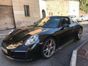 Rent-a-car Porsche 911 Targa 4S in Monaco City, photo 1