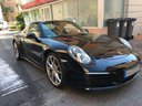 Rent-a-car Porsche 911 Targa 4S in Monaco City, photo 2