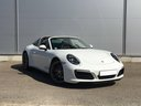 Rent-a-car Porsche 911 Targa 4S White in Fontvieille, photo 1