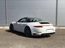 Rent-a-car Porsche 911 Targa 4S White in Fontvieille, photo 2