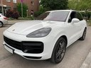 Rent-a-car Porsche Cayenne Turbo V8 550 hp in La Condamine, photo 1