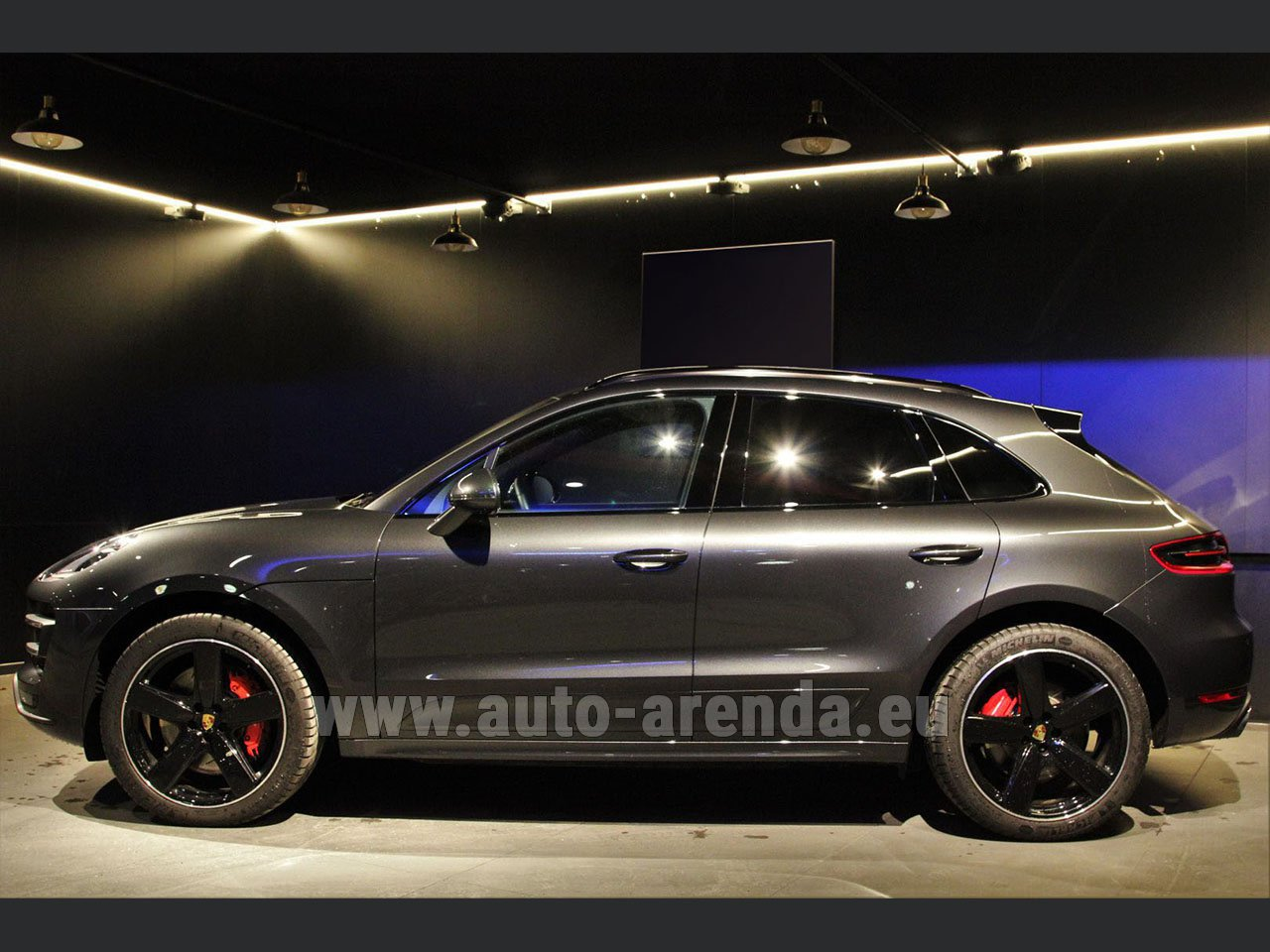 Rent the Porsche Macan Turbo Performance Package LED ...