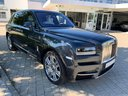 Rent-a-car Rolls-Royce Cullinan dark grey in La Condamine, photo 1