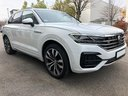 Rent-a-car Volkswagen Touareg 3.0 TDI R-Line with its delivery to Cote D'azur International Airport, photo 2