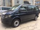 Rental in Monaco the car Volkswagen Transporter T6 (9 seater)